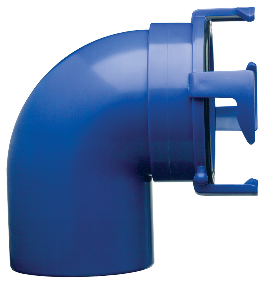 1-0020 Prestofit Sewer Hose Connector For Connecting Sewer Hose To