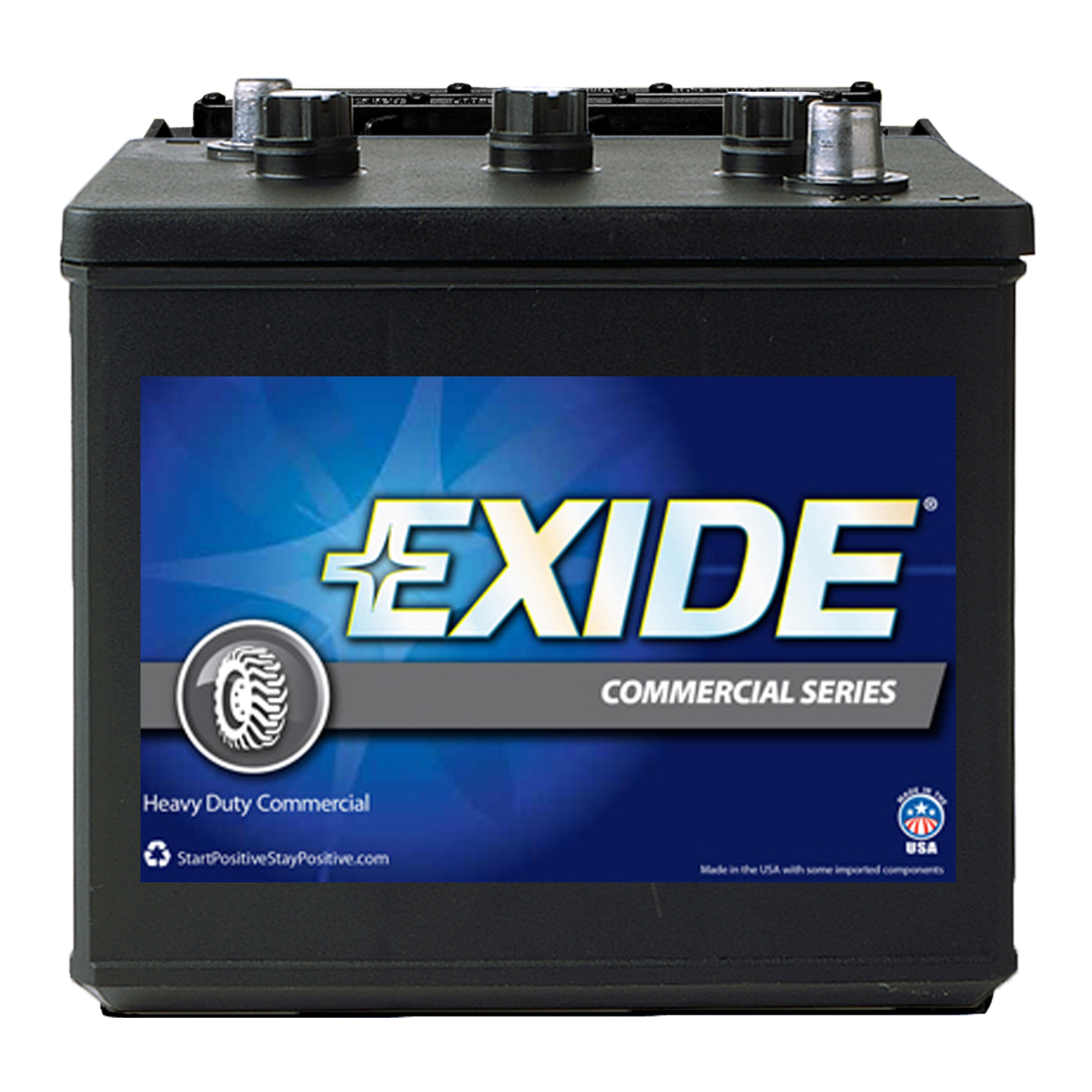 1 Exide Technologies Battery OE Replacement