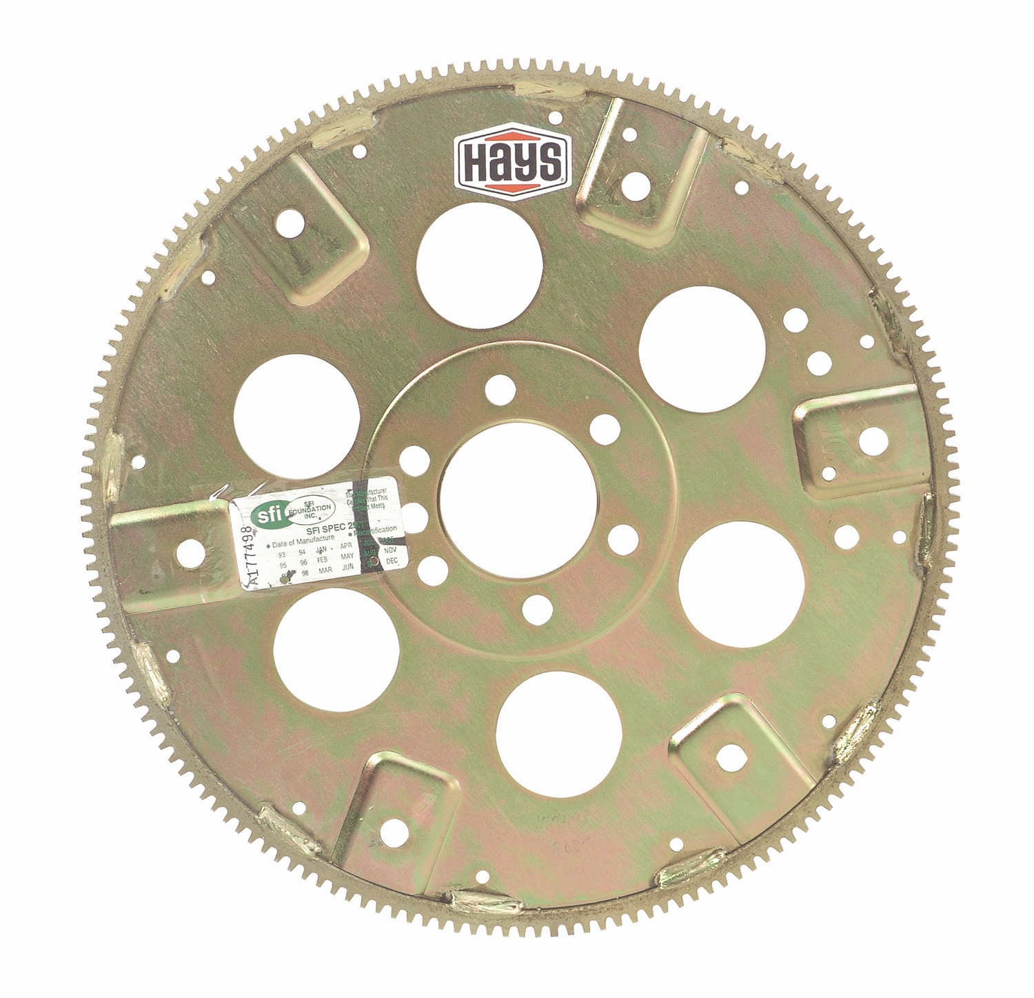 10-020 Hays Auto Trans Flexplate For Use With Chevy Big Block Engines