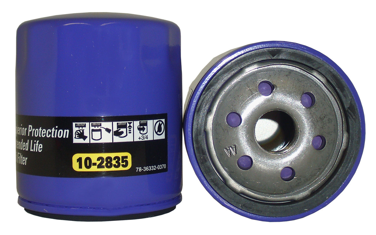 10-2835 Royal Purple Oil Filter Canister Style