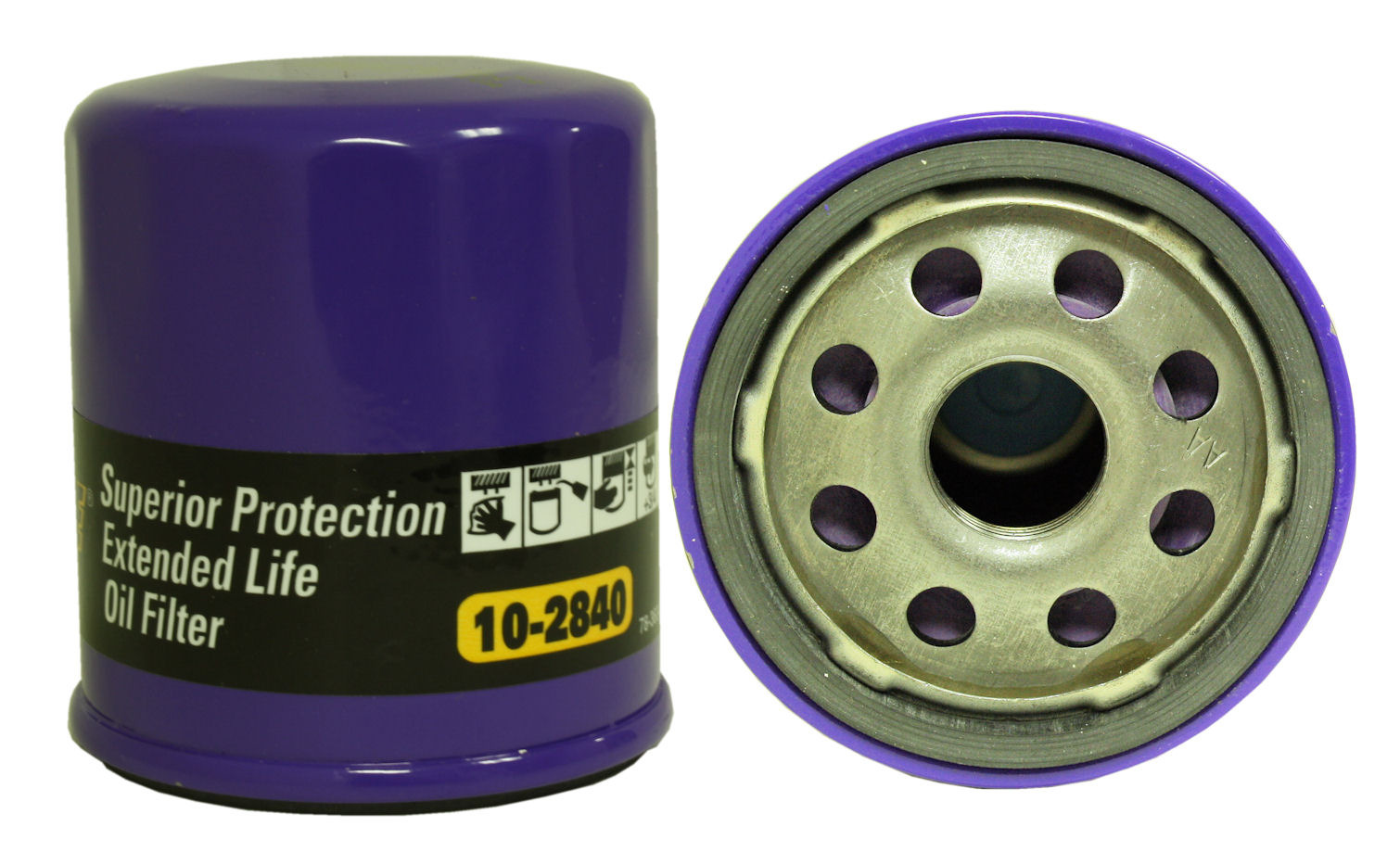 Royal Purple Oil Review >> 10 2840 Royal Purple Oil Filter Canister Style