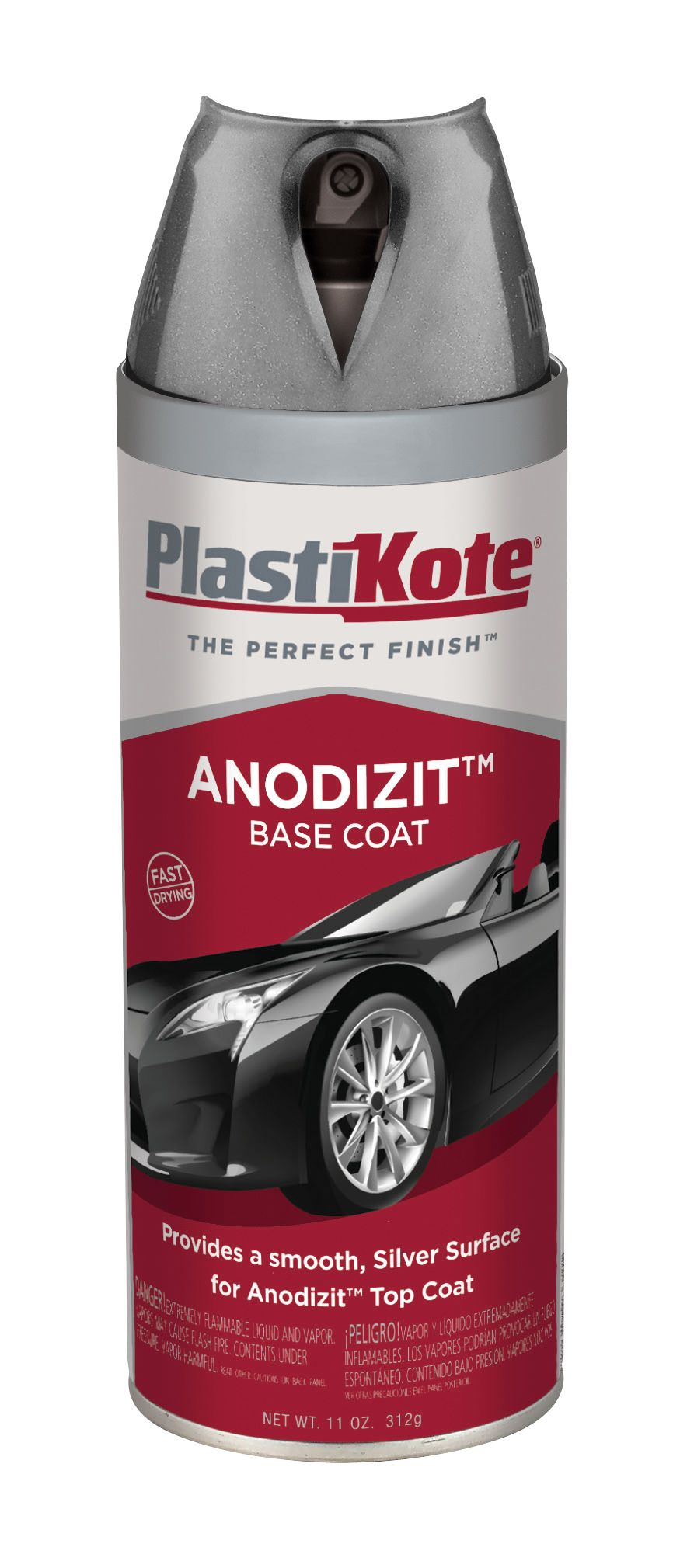 100 PlastiKote Paint For Tarnished Metal/ Non-Metal Or Previously