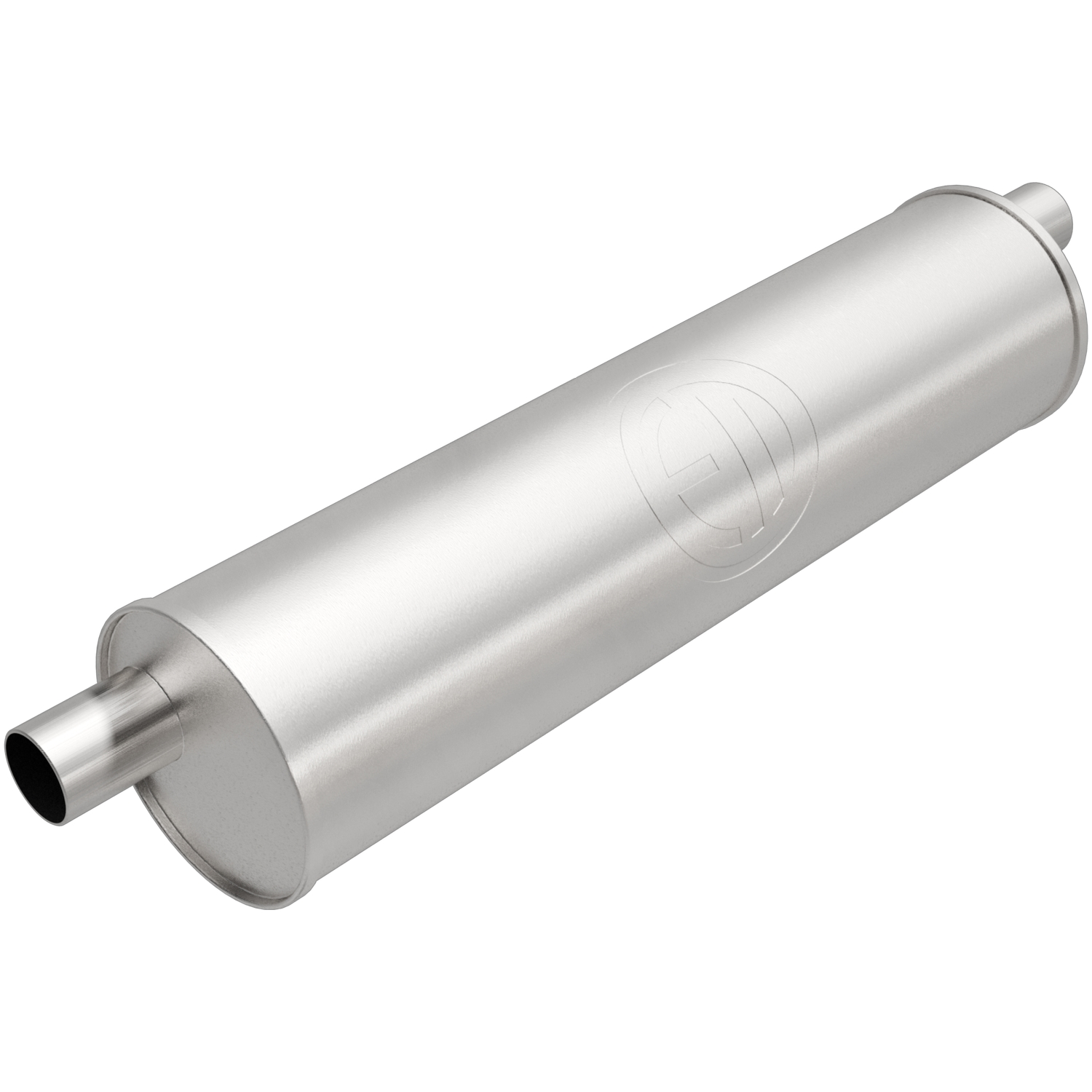 100-1741 Bosal USA Exhaust Muffler Aluminized Steel Case