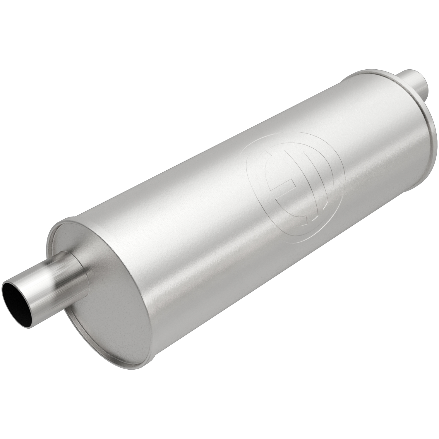 100-1743 Bosal USA Exhaust Muffler Aluminized Steel Case