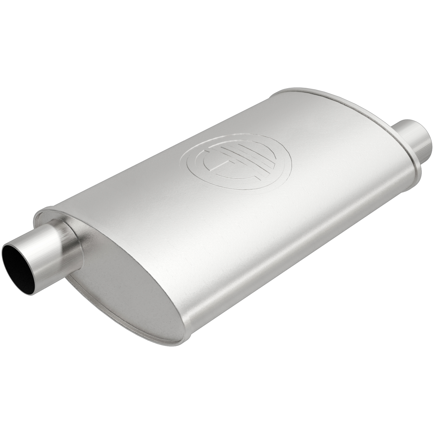 100-1746 Bosal USA Exhaust Muffler Aluminized Steel Case