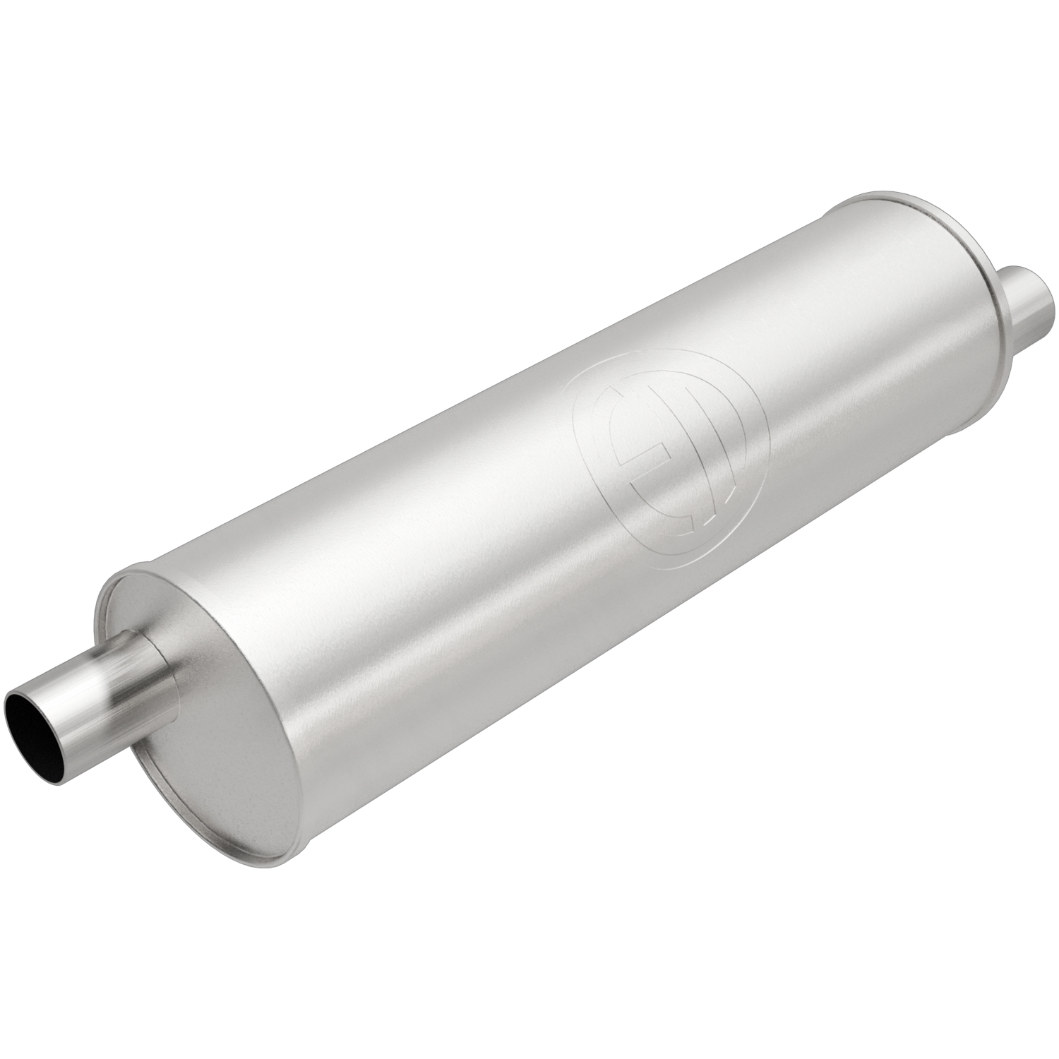 100-1785 Bosal USA Exhaust Muffler Aluminized Steel Case