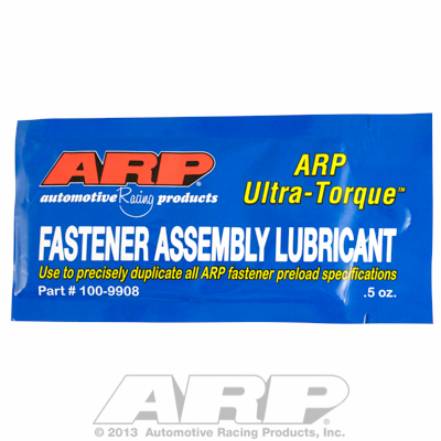 100-9908 ARP Fasteners Assembly Lube 0.5 Ounce Pouch