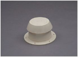 10001-C Heng's Industries Sewer Vent Fits Up To 2 Inch Diameter With