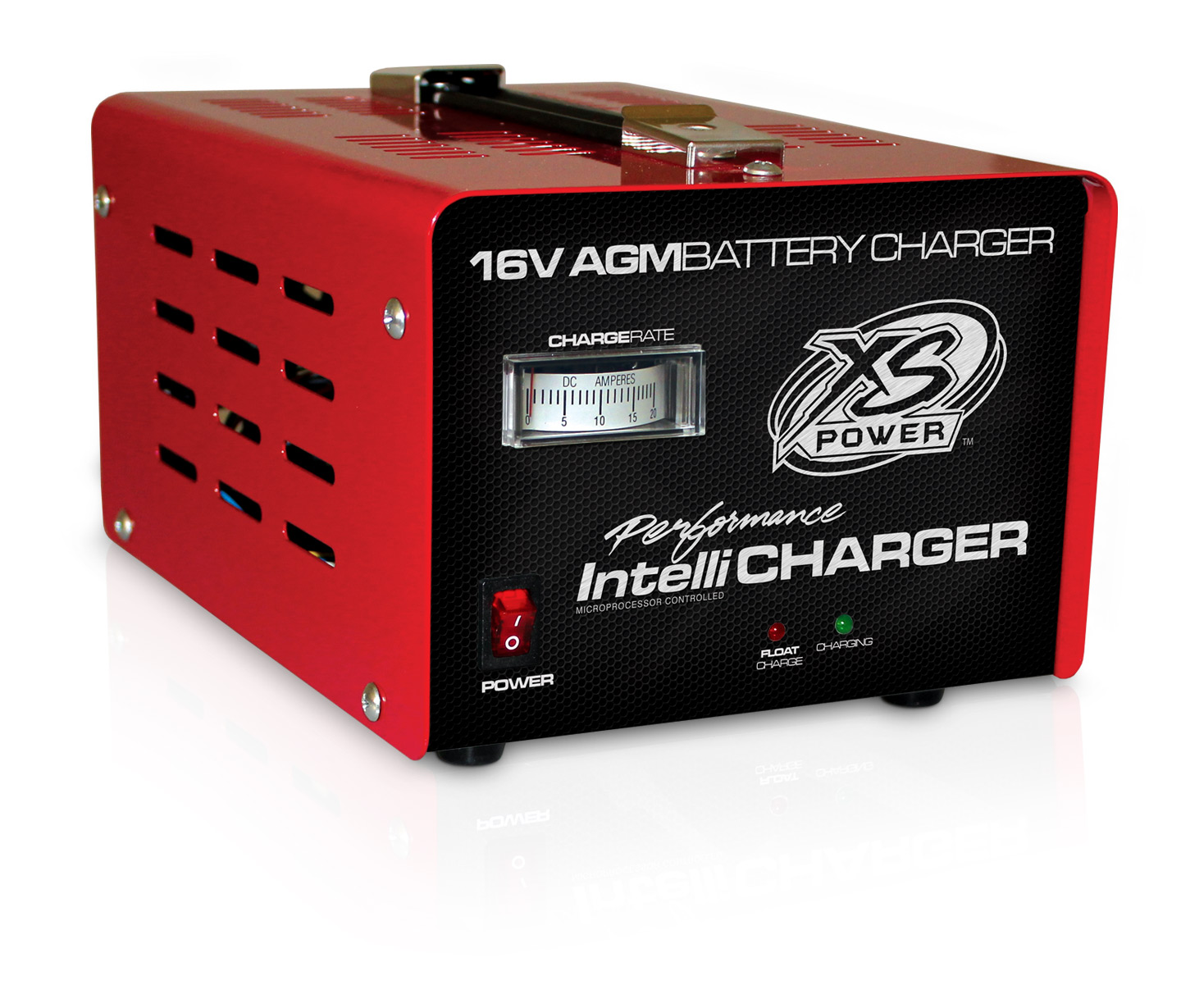 1004 XS Batteries Battery Charger For 16 Volt Batteries