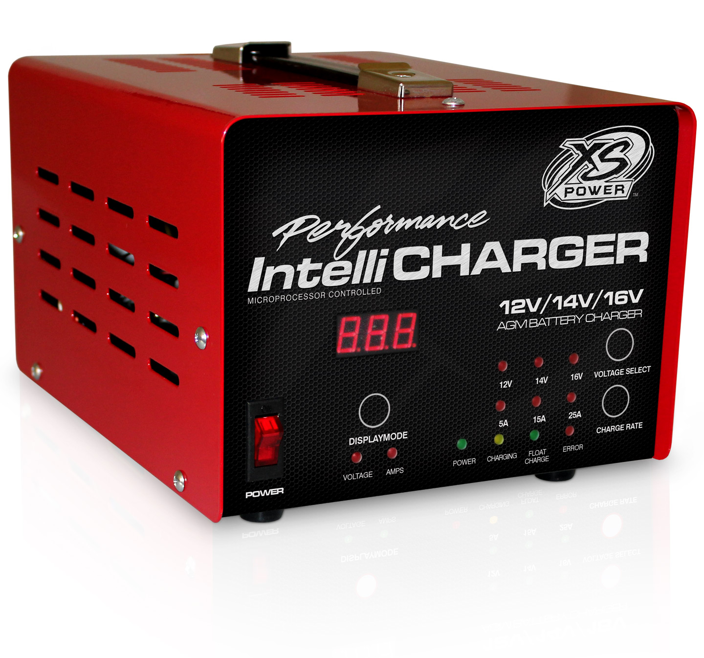 1005 XS Batteries Battery Charger For 12 Or 16 Volt Batteries