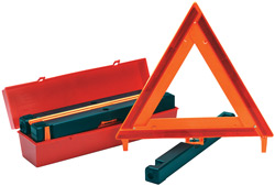 1005 James King Safety Triangle Set Of 3 Reflective Triangles