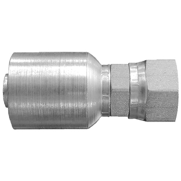 100670 Dayco Products Inc Hose End Fitting Hydraulic Permanent Crimp
