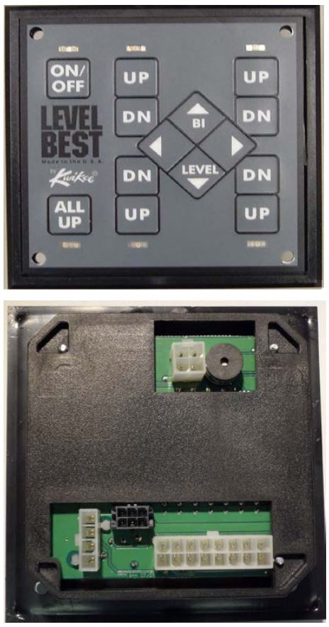 906900404 Power Gear Leveling System Touchpad Use With Aftermarket