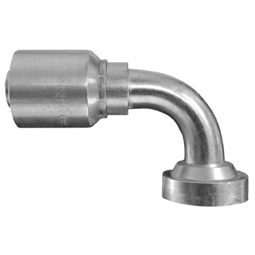 101881 Dayco Products Inc Hose End Fitting Hydraulic Permanent Crimp