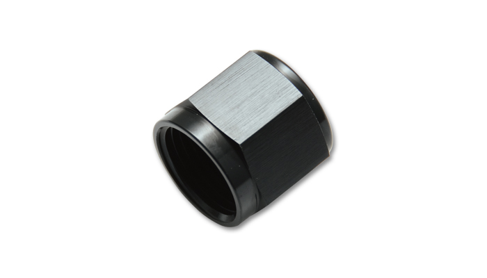 10752 Vibrant Performance Tube End Fitting Nut  -6AN to 3/8 Inch Tube