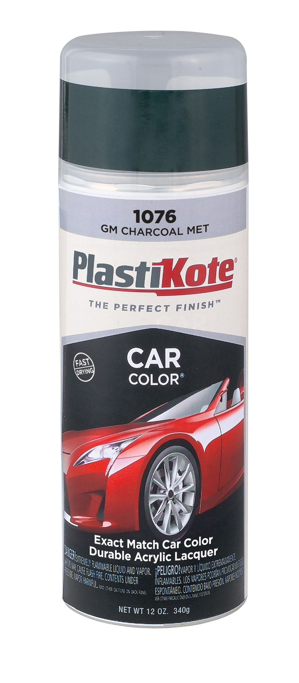 1076 PlastiKote Paint For Automotive Touch Up