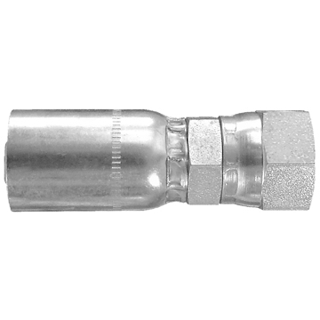 108075 Dayco Products Inc Hose End Fitting Hydraulic Permanent Crimp
