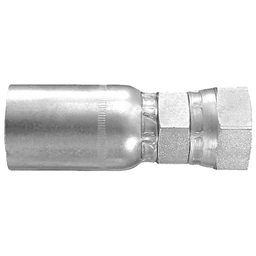 108117 Dayco Products Inc Hose End Fitting Hydraulic Permanent Crimp
