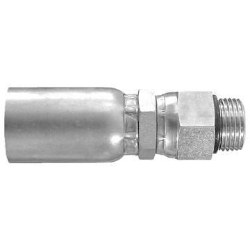 108315 Dayco Products Inc Hose End Fitting Hydraulic Permanent Crimp