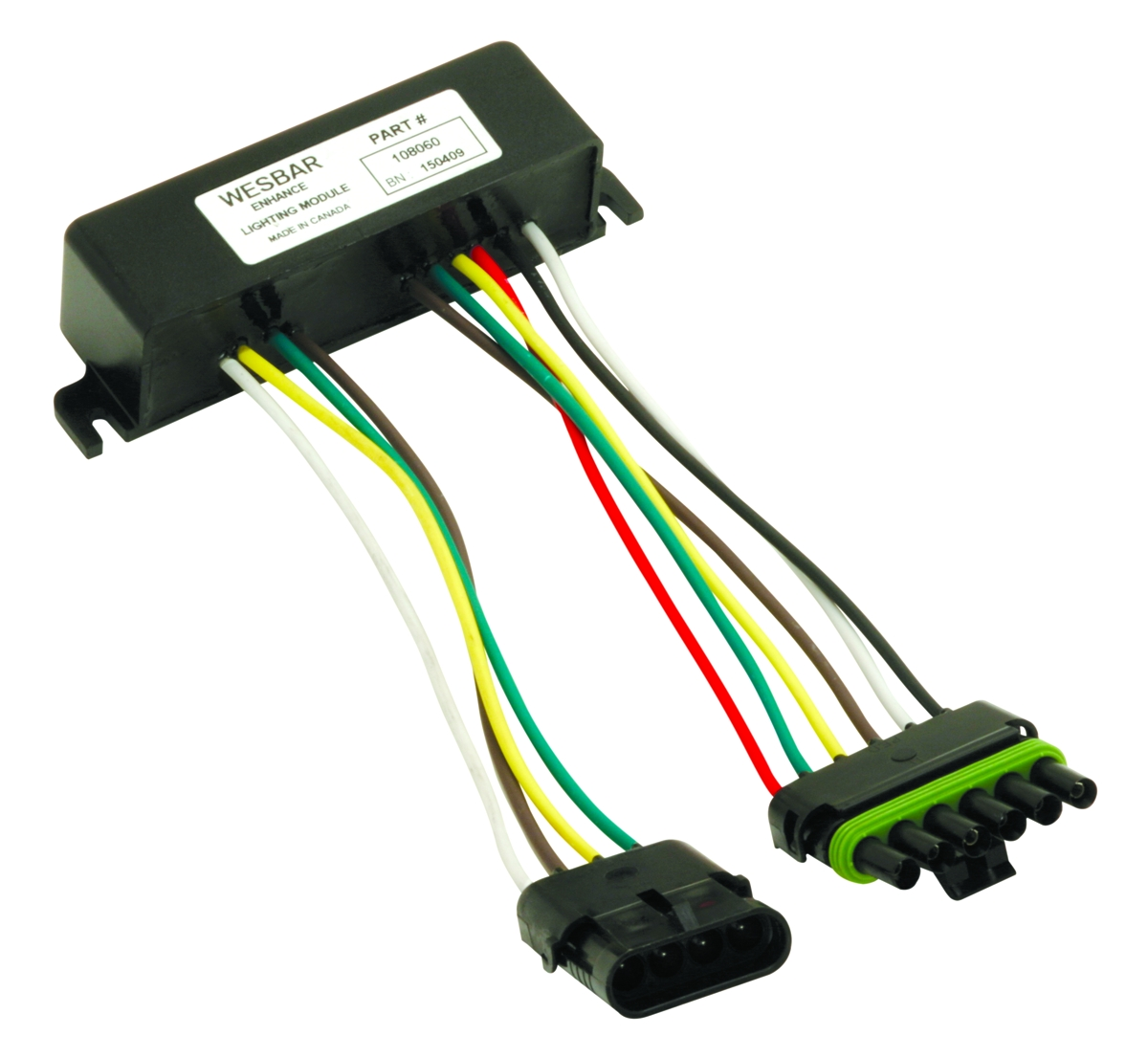 108319 Wesbar Trailer Light Power Boost Module Works With