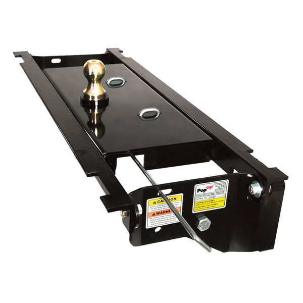 107 PopUp By Youngs Gooseneck Trailer Hitch Direct Fit