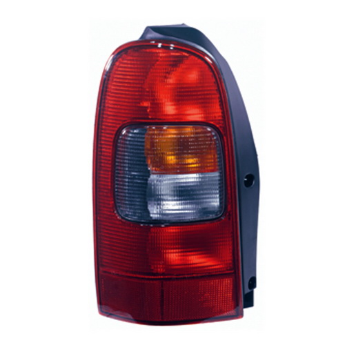 GM2800134 Pilot Crash (Lighting/Mirrors) Tail Light Assembly Clear/