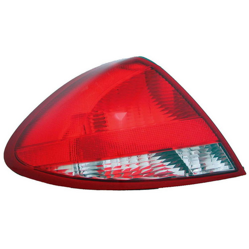 FO2800184 Pilot Crash (Lighting/Mirrors) Tail Light Assembly Clear/