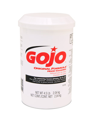 1115-06 Go Jo Hand Cleaner Use To Remove Grease/ Tar/ Oil