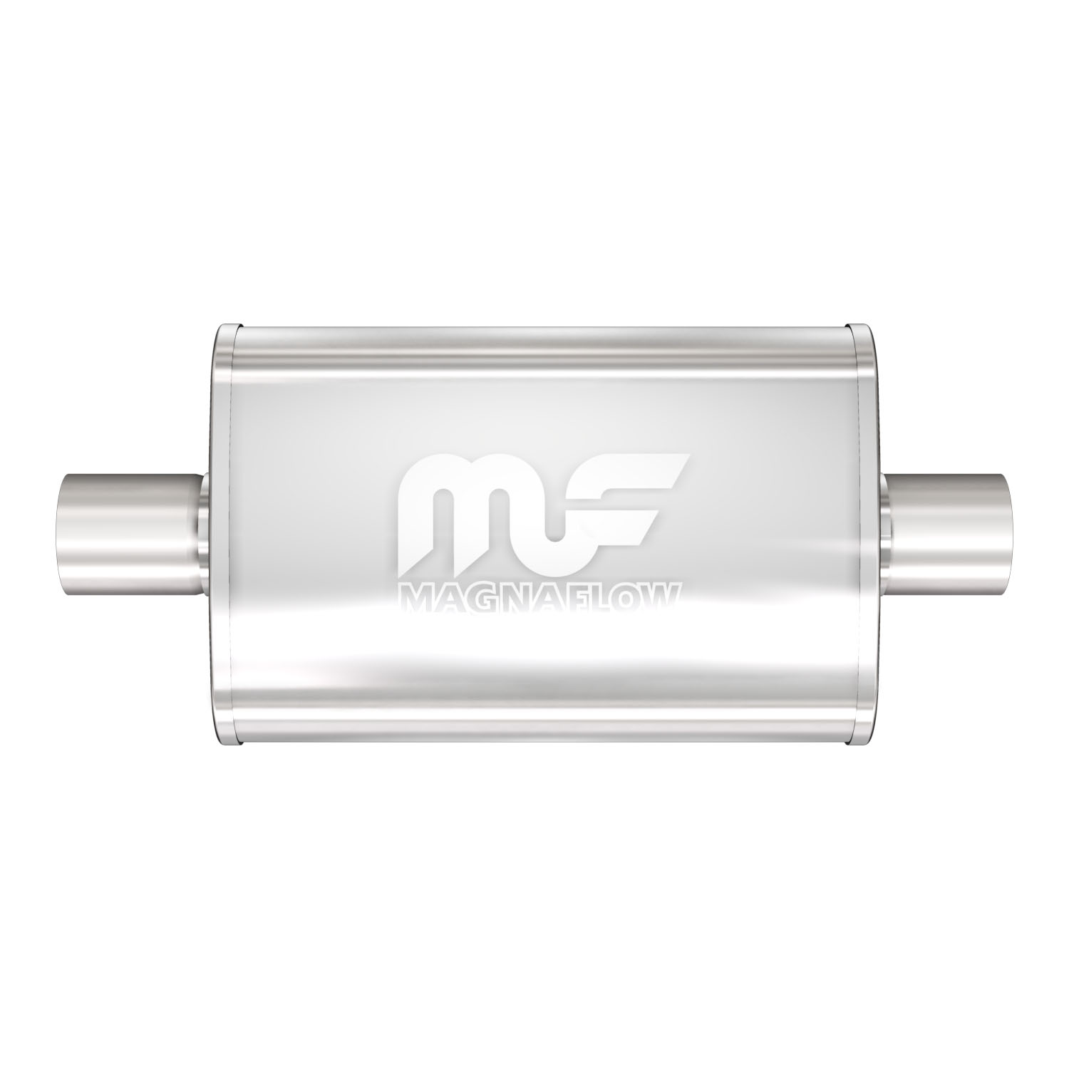 11246 Magnaflow Performance Exhaust Muffler 4 Inch x 9 Inch Oval