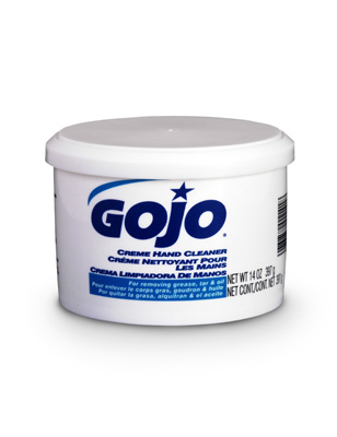 1141-12 Go Jo Hand Cleaner Use To Remove Grease/ Tar/ Oil