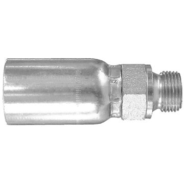 116017 Dayco Products Inc Hose End Fitting Hydraulic Permanent Crimp