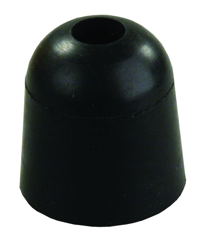 11745 JR Products Door Stop Bumper Use To Install Between Entry And