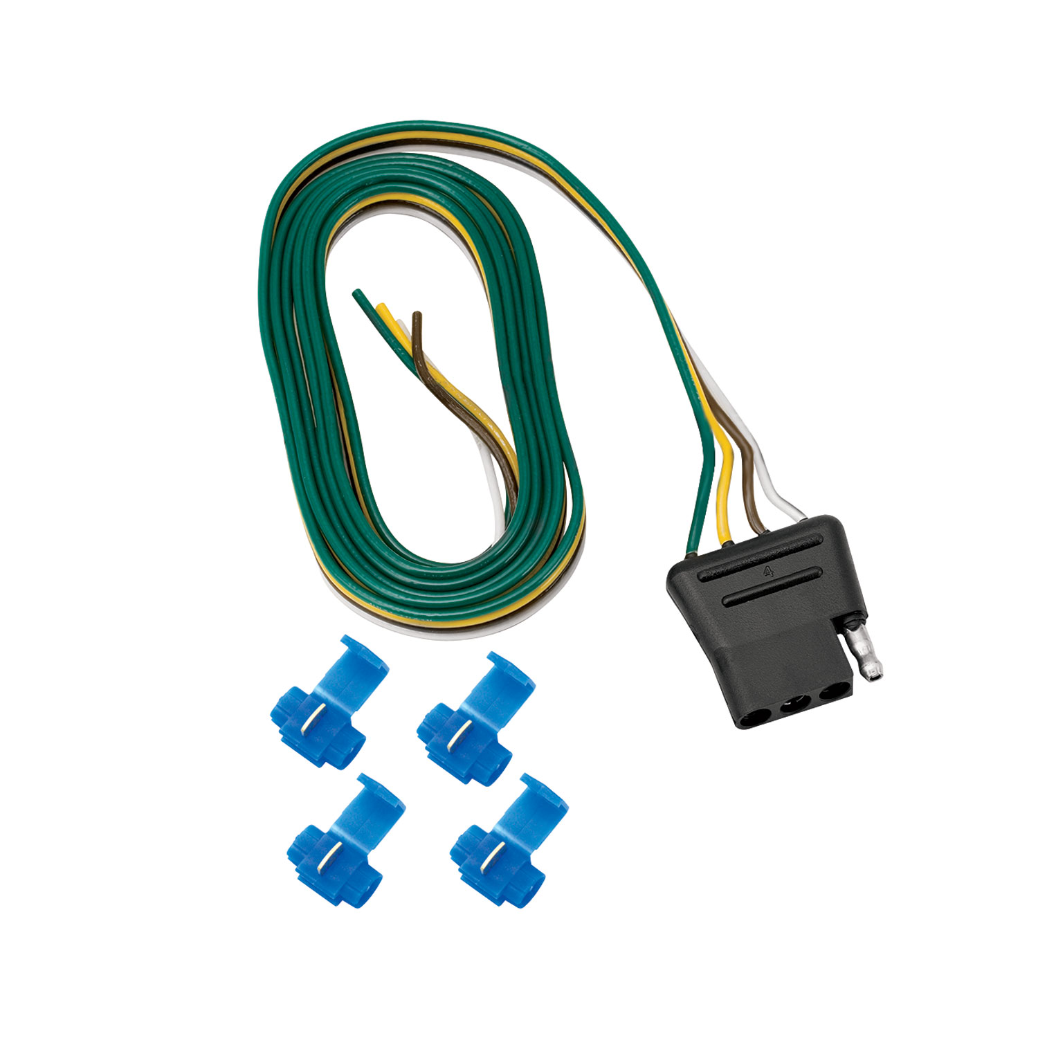 118001 Tow Ready Trailer Wiring Connector Vehicle End