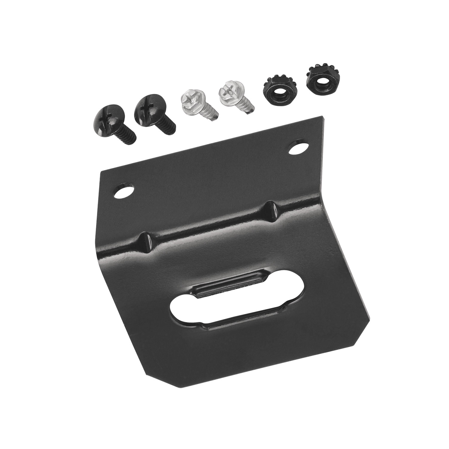 4 way wiring diagram remote western 4 way wiring bracket 118144 tow ready trailer wiring connector mounting bracket ...