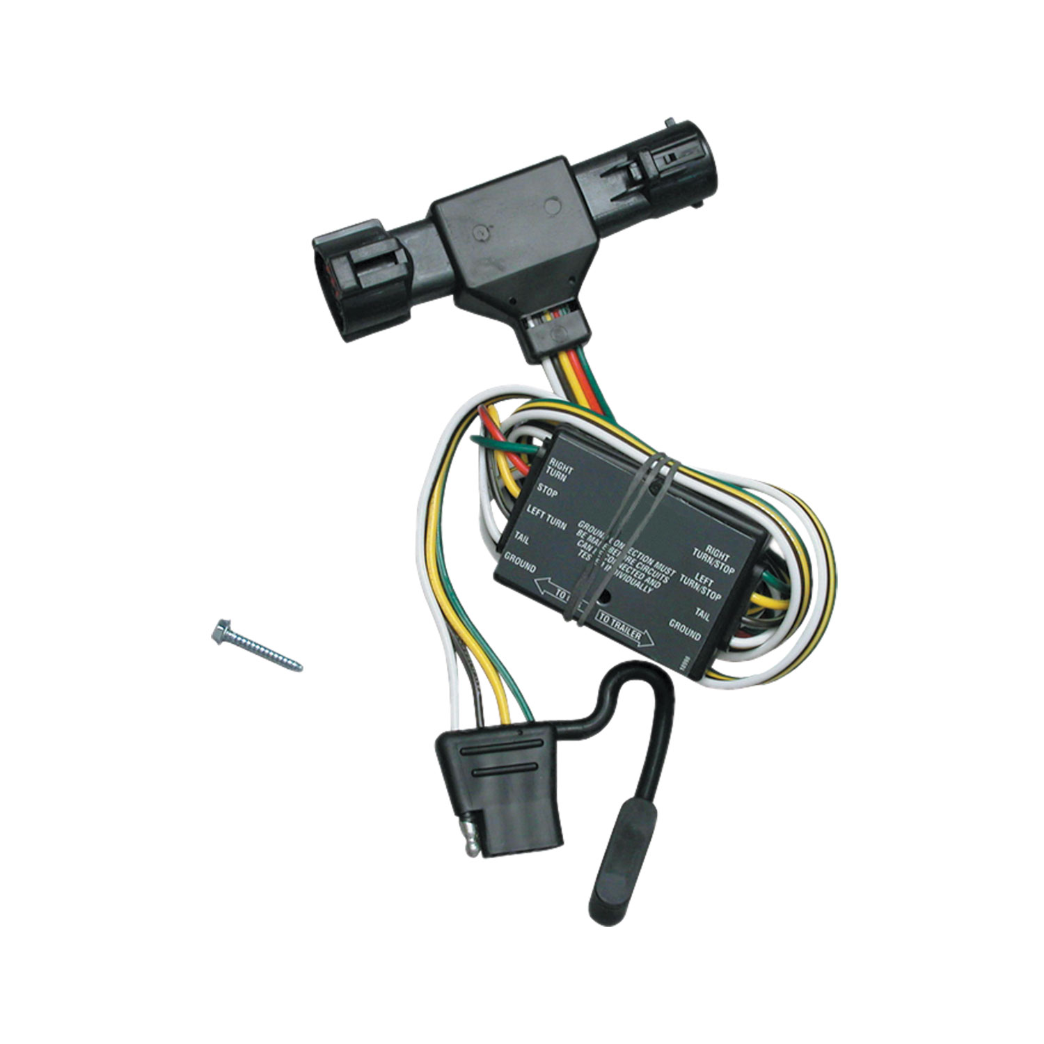 Reese Towpower Replacement Oem Tow Package Wiring Harness