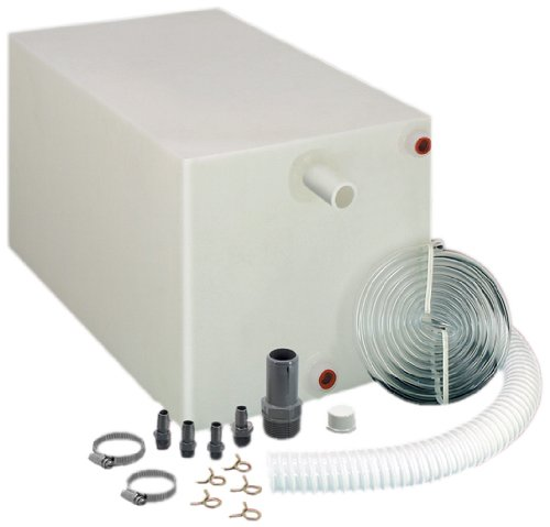 11914 Barker Mfg. Fresh Water Tank 12 Gallon Capacity