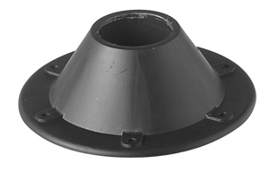 12-1131 Detroit Marine Engine Table Leg Base Round