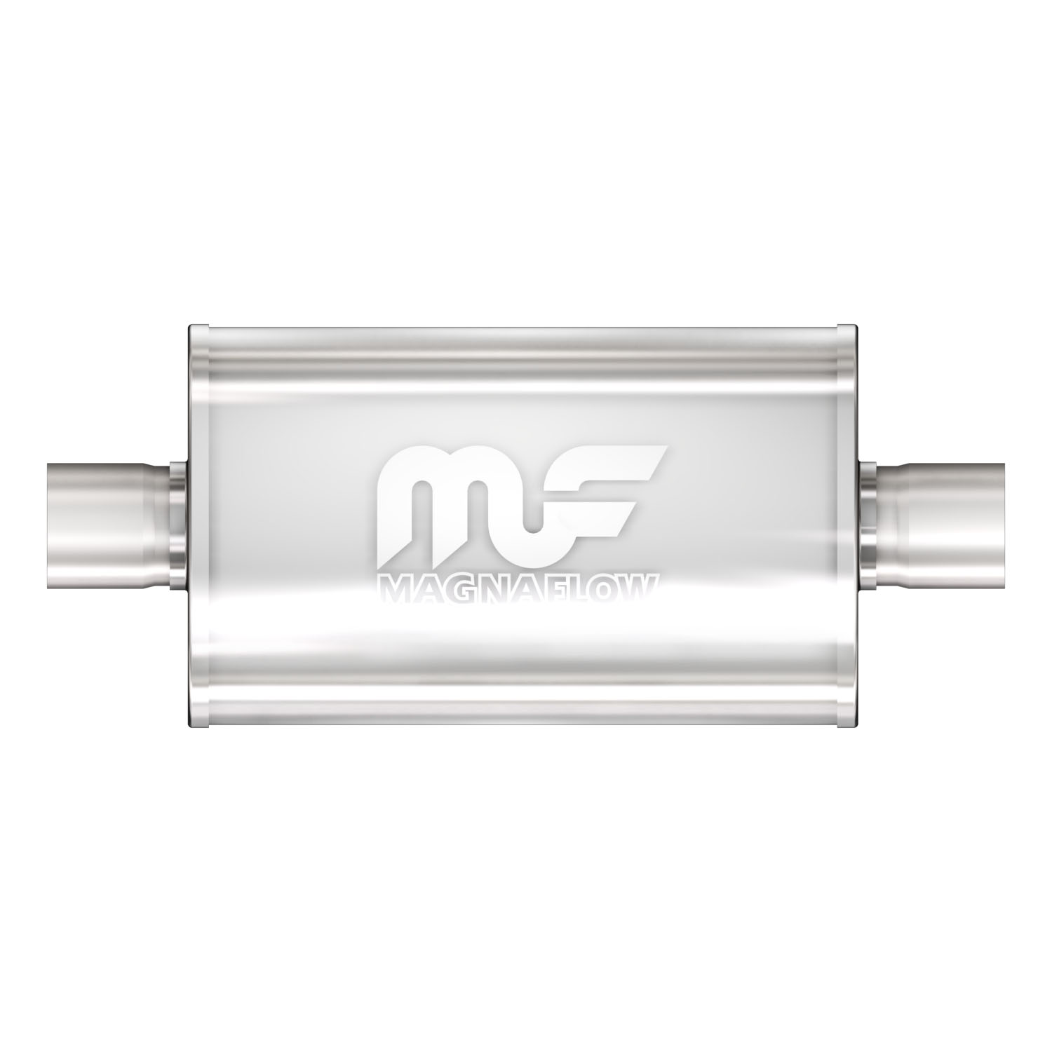 12219 Magnaflow Performance Exhaust Muffler 5 Inch x 8 Inch Oval