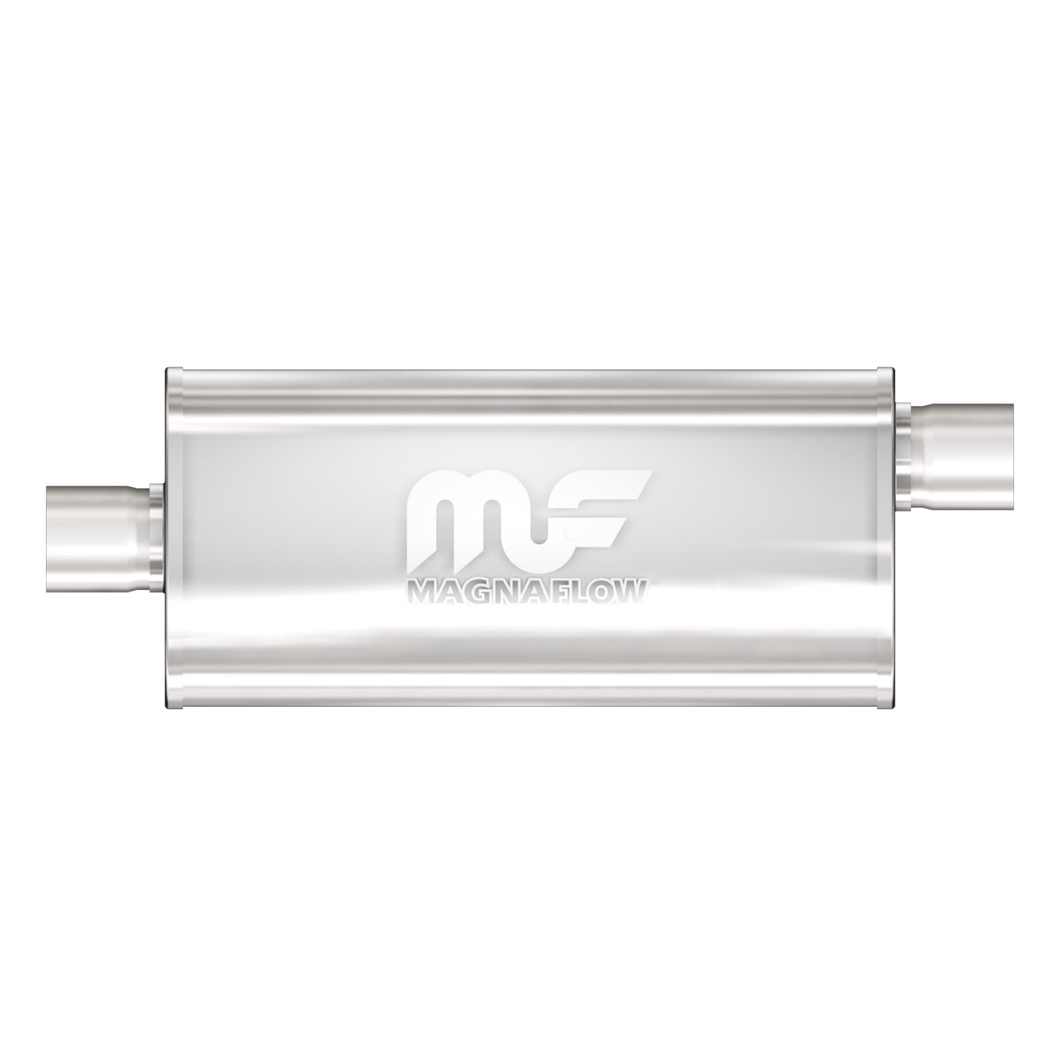 12229 Magnaflow Performance Exhaust Muffler 5 Inch x 8 Inch Oval