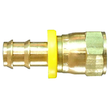 123370 Dayco Products Inc Hose End Fitting Hydraulic Barbed Insert