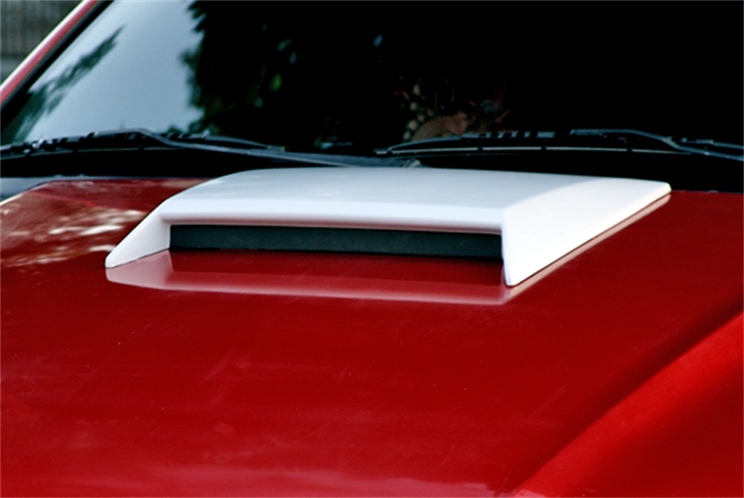 12731 Xenon Hood Scoop Body Styling