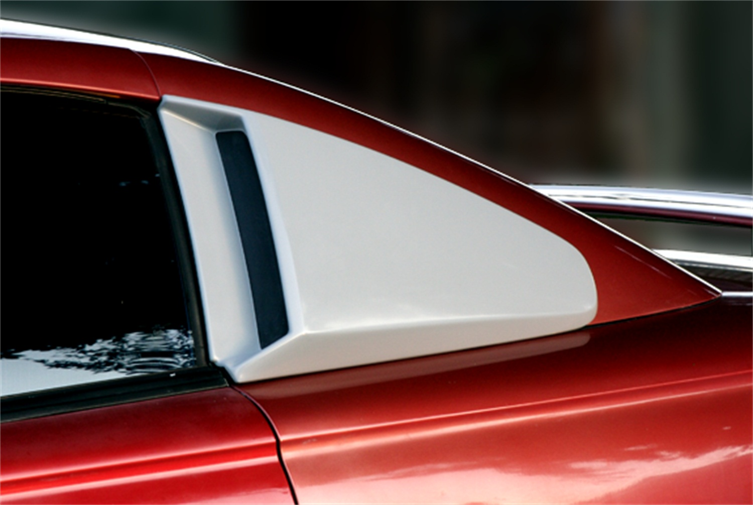 12740 Xenon Window Louver Right and Left Side Window