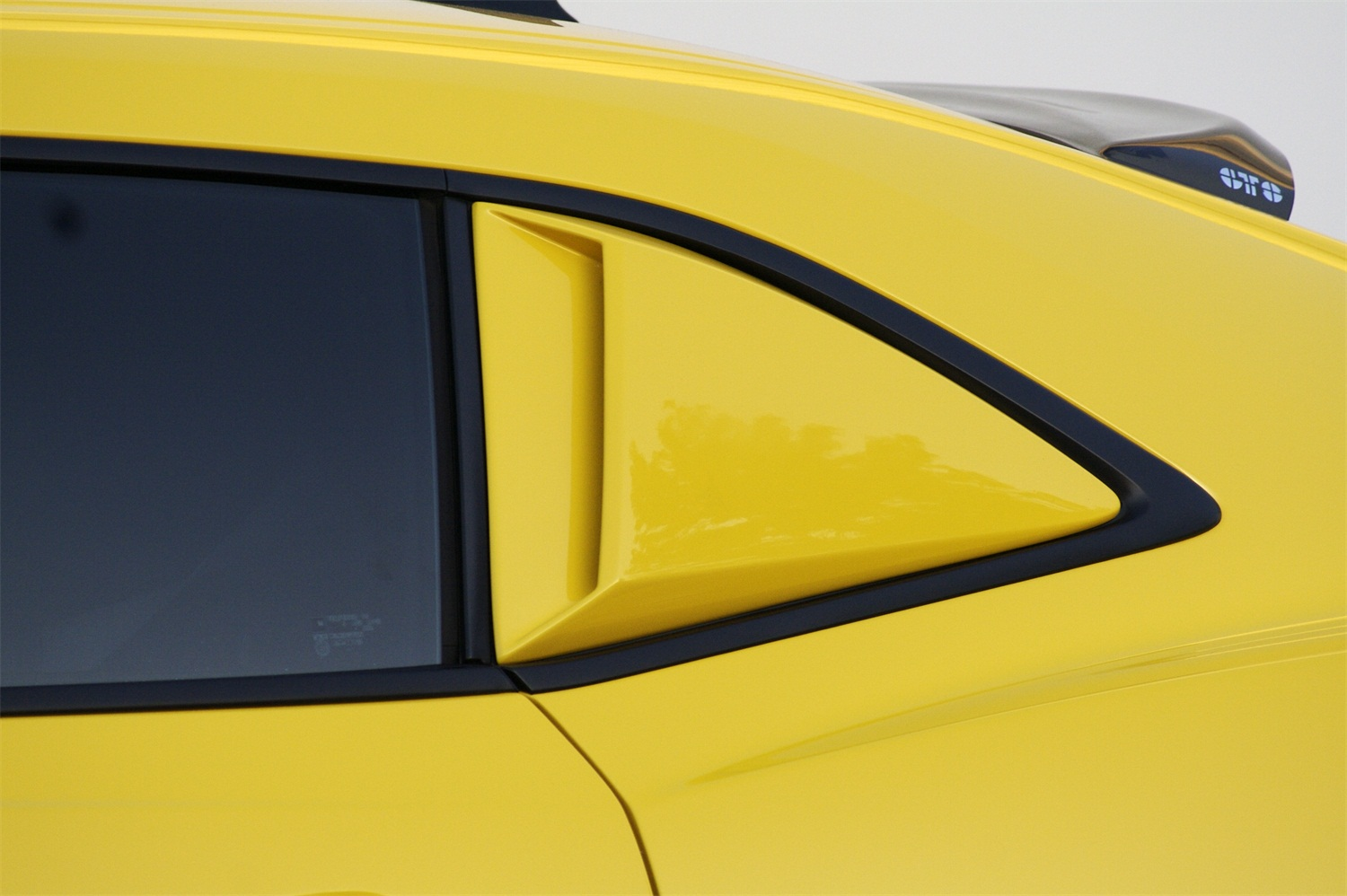 12910 Xenon Window Louver Right and Left Side Window
