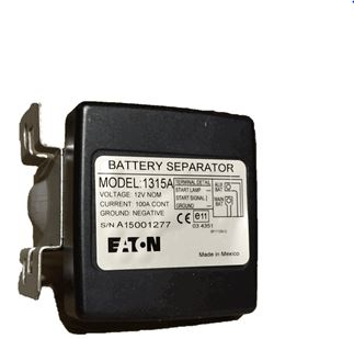 1315A Sure Power Battery Isolator Use In 12 Volt Dual Battery Systems