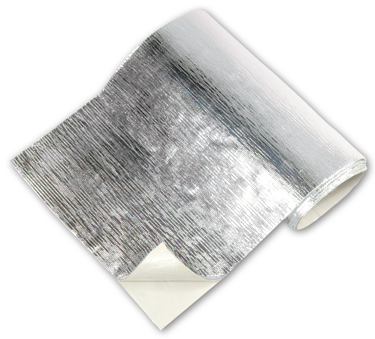 13500 Thermo-Tec Heat Shield Material 12 Inch Width X 12 Inch Length