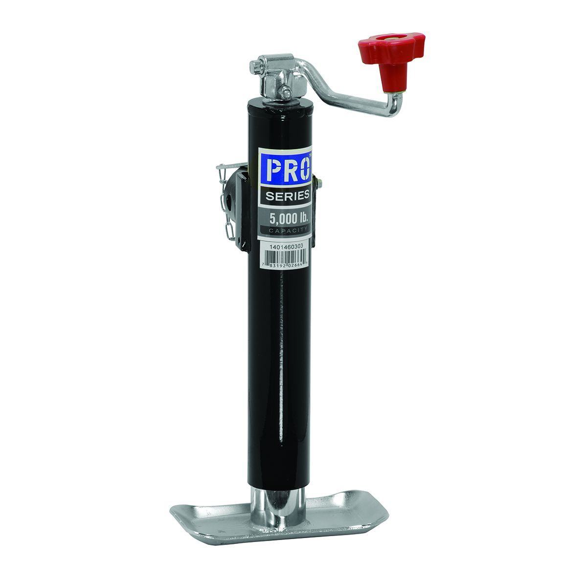 1401460303 Pro Series Hitch Trailer Tongue Jack Manual Trailer Jack -