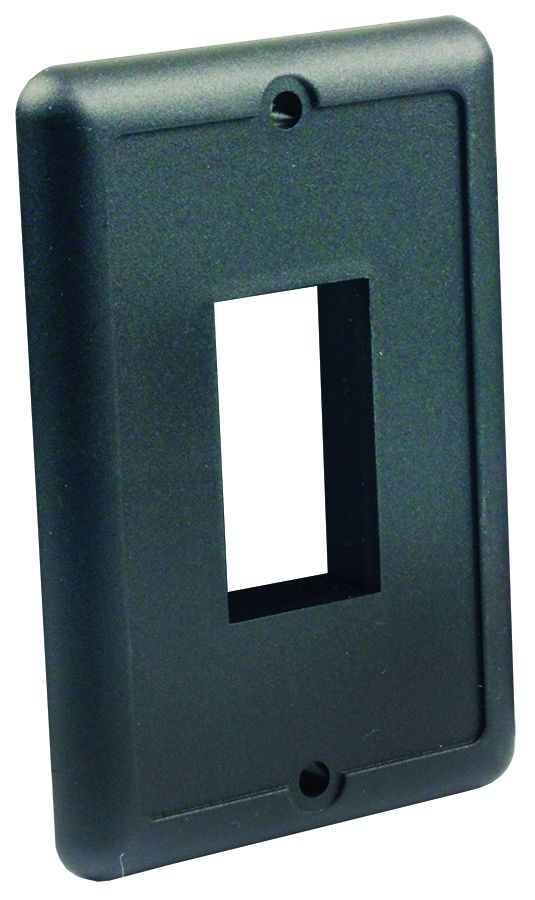 14045 JR Products Multi Purpose Switch Faceplate Fits All IP66/ 206