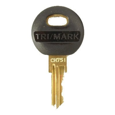 14472-02-1002 Trimark Key Replacement Key