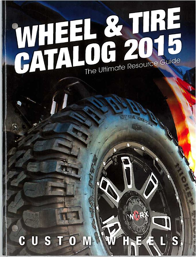 15WHEELCAT Keystone Catalog Catalog Parts Include ATV Wheels And