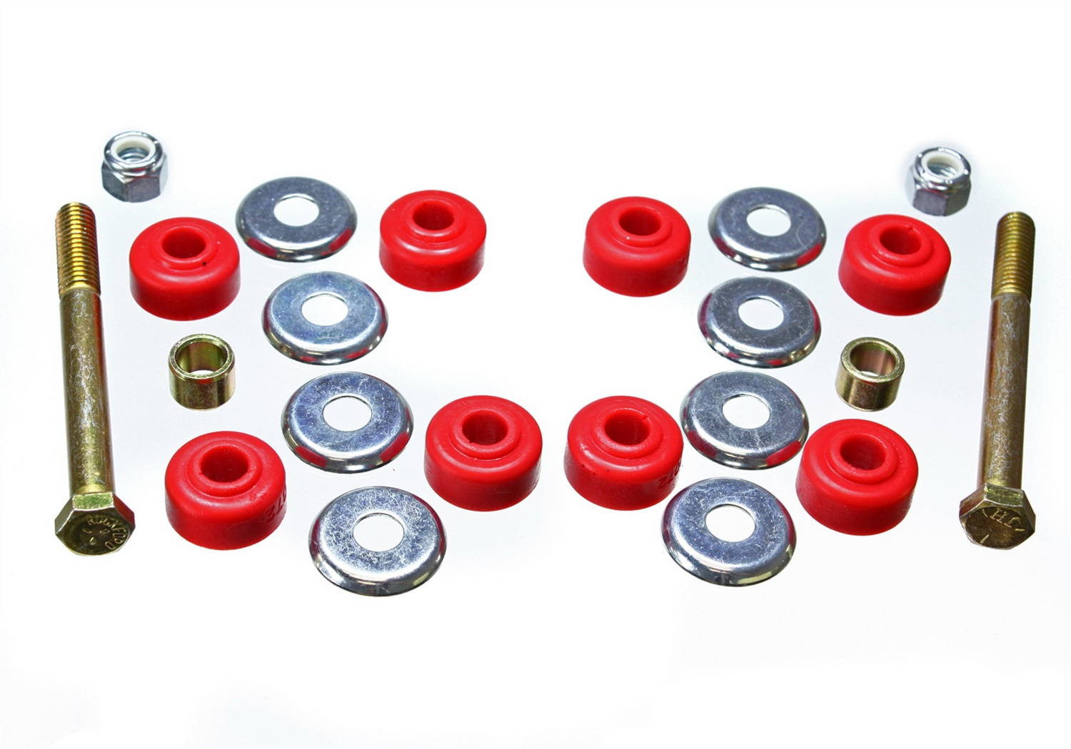16.8104R Energy Suspension Stabilizer Bar Link Bushing Red